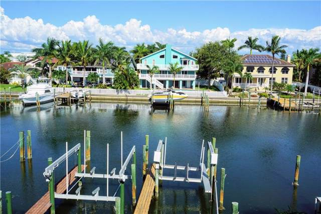 751 Pinellas Bayway S #110, Tierra Verde, FL 33715 (MLS #U8056634) :: The Duncan Duo Team