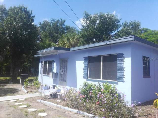811 Queen Street S, St Petersburg, FL 33712 (MLS #U8056653) :: Delgado Home Team at Keller Williams