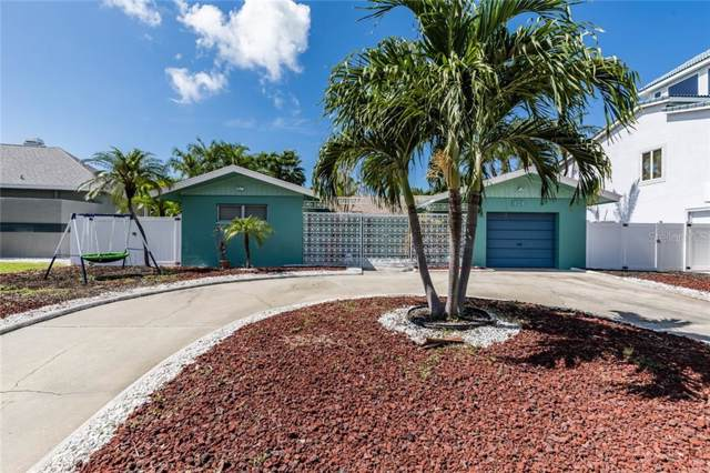 124 1ST Street W, Tierra Verde, FL 33715 (MLS #U8056737) :: Gate Arty & the Group - Keller Williams Realty Smart