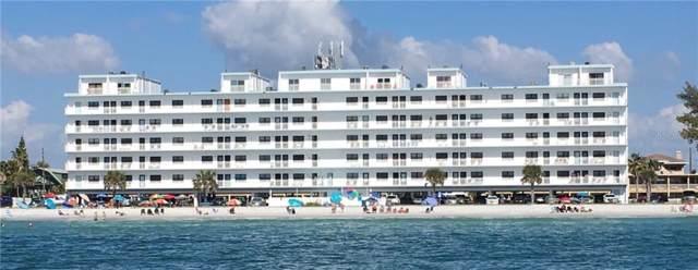 8470 W Gulf Boulevard #405, Treasure Island, FL 33706 (MLS #U8056797) :: Lockhart & Walseth Team, Realtors