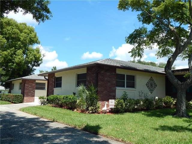 1231 Queen Anne Drive D, Palm Harbor, FL 34684 (MLS #U8056930) :: Delgado Home Team at Keller Williams