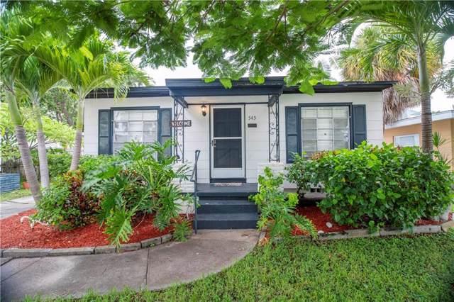 545 78TH Avenue, St Pete Beach, FL 33706 (MLS #U8057079) :: Lockhart & Walseth Team, Realtors