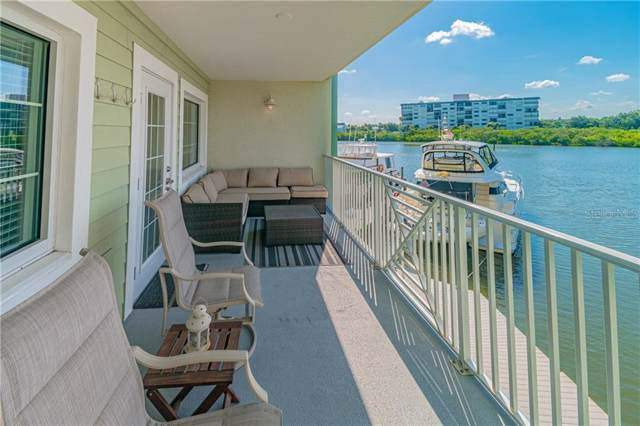 399 2ND Street #217, Indian Rocks Beach, FL 33785 (MLS #U8057122) :: Lockhart & Walseth Team, Realtors