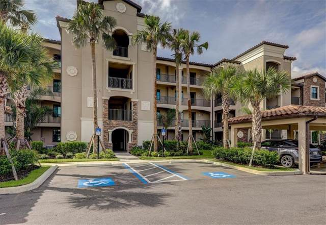 16904 Vardon Terrace #106, Lakewood Ranch, FL 34211 (MLS #U8057158) :: Burwell Real Estate