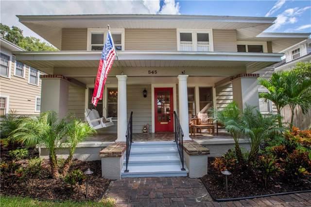 545 17TH Avenue NE, St Petersburg, FL 33704 (MLS #U8057207) :: Lockhart & Walseth Team, Realtors