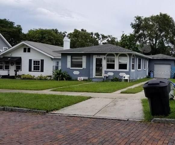 778 13TH Avenue S, St Petersburg, FL 33701 (MLS #U8057720) :: Lockhart & Walseth Team, Realtors