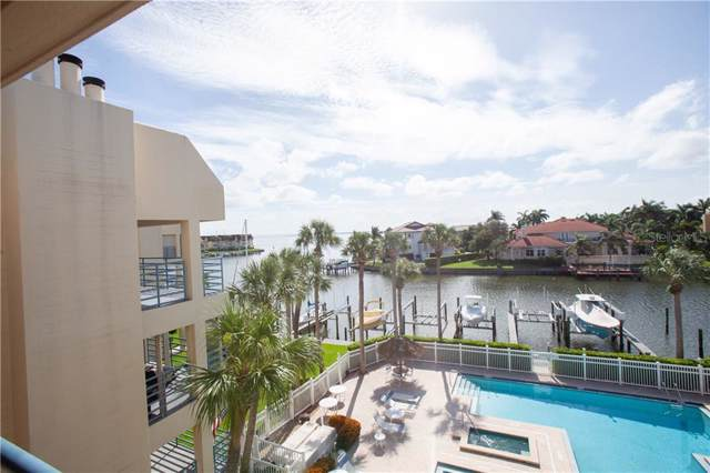 363 Pinellas Bayway Way S #53, Tierra Verde, FL 33715 (MLS #U8057782) :: Griffin Group