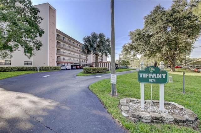 8174 Terrace Garden Drive N #208, St Petersburg, FL 33709 (MLS #U8057903) :: Lockhart & Walseth Team, Realtors