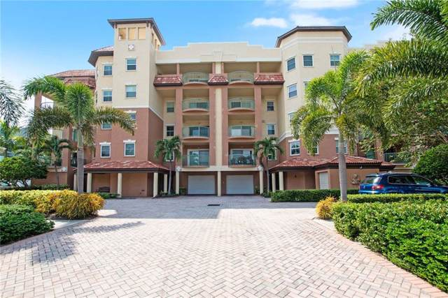 1090 Pinellas Bayway S A4, Tierra Verde, FL 33715 (MLS #U8057991) :: Griffin Group