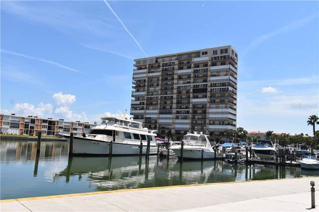 7300 Sun Island Drive S #1203, South Pasadena, FL 33707 (MLS #U8058139) :: The Duncan Duo Team