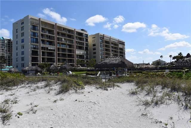 1400 Gulf Boulevard #305, Clearwater, FL 33767 (MLS #U8058157) :: Medway Realty