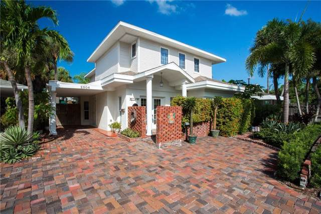 2504 Pass A Grille Way, St Pete Beach, FL 33706 (MLS #U8058232) :: The Duncan Duo Team