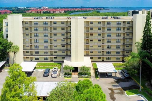 900 Cove Cay Drive 1H, Clearwater, FL 33760 (MLS #U8058264) :: Armel Real Estate