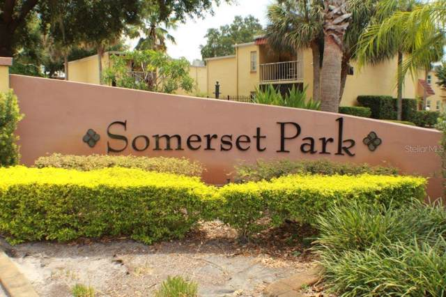 2856 Somerset Park Drive #101, Tampa, FL 33613 (MLS #U8058277) :: Cartwright Realty