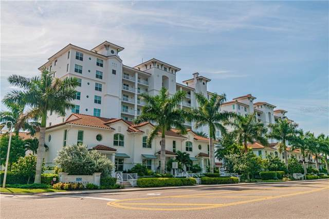 1325 Snell Isle Boulevard NE #712, St Petersburg, FL 33704 (MLS #U8058282) :: Alpha Equity Team