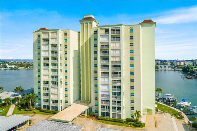 400 64TH Avenue #1102, St Pete Beach, FL 33706 (MLS #U8058283) :: The Duncan Duo Team