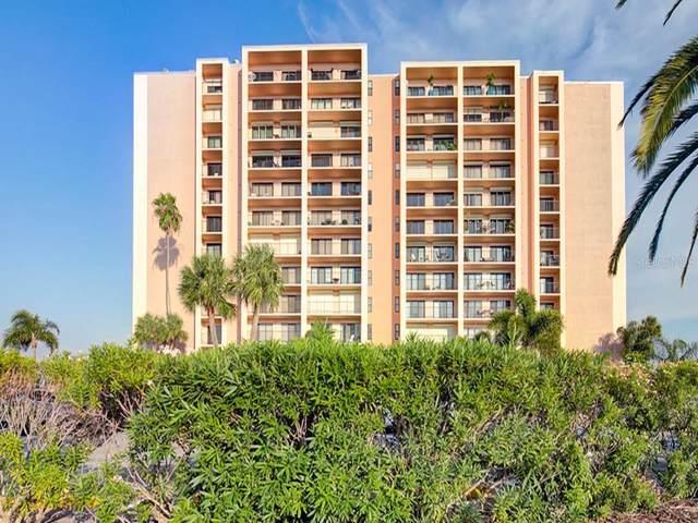 51 Island Way #601, Clearwater, FL 33767 (MLS #U8058423) :: Medway Realty