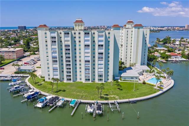 400 64TH Avenue #404, St Pete Beach, FL 33706 (MLS #U8058450) :: The Duncan Duo Team