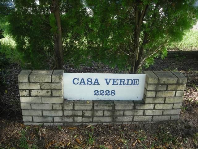 2228 Swedish Drive #52, Clearwater, FL 33763 (MLS #U8058460) :: Armel Real Estate