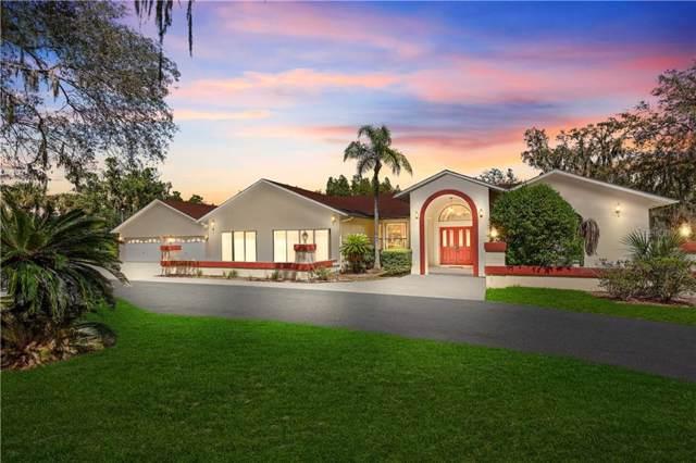 18419 Tyler Road, Odessa, FL 33556 (MLS #U8058519) :: Team Bohannon Keller Williams, Tampa Properties