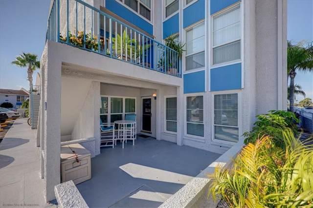 357 Rex Place A, Madeira Beach, FL 33708 (MLS #U8058539) :: Team Borham at Keller Williams Realty