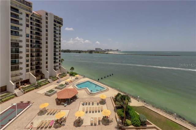 440 Gulfview Boulevard S #803, Clearwater Beach, FL 33767 (MLS #U8058579) :: Burwell Real Estate