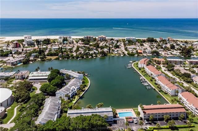 12130 Capri Circle S #805, Treasure Island, FL 33706 (MLS #U8058701) :: Team Borham at Keller Williams Realty