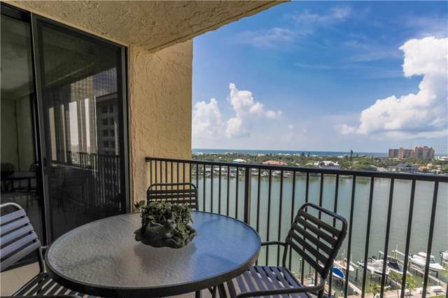 700 Island Way #904, Clearwater Beach, FL 33767 (MLS #U8058732) :: Burwell Real Estate