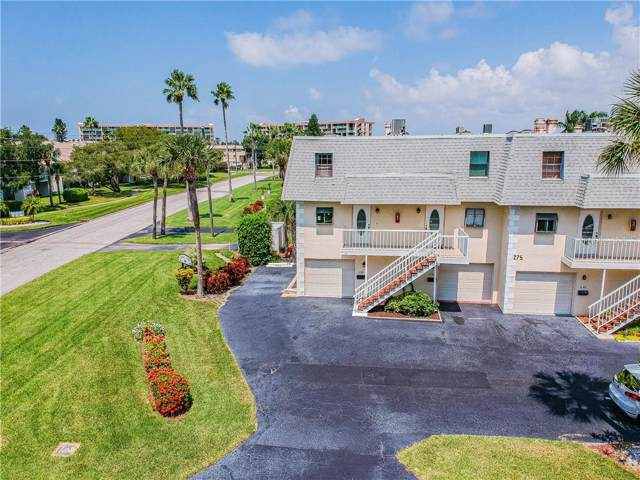 275 Capri Circle N #101, Treasure Island, FL 33706 (MLS #U8058736) :: Griffin Group