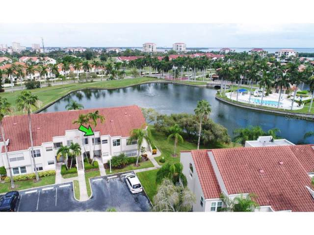 6050 Bahia Del Mar Circle #219, St Petersburg, FL 33715 (MLS #U8058746) :: Griffin Group