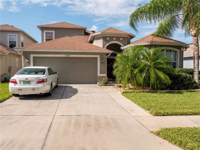 15826 Pond Rush Court, Land O Lakes, FL 34638 (MLS #U8058757) :: Team 54