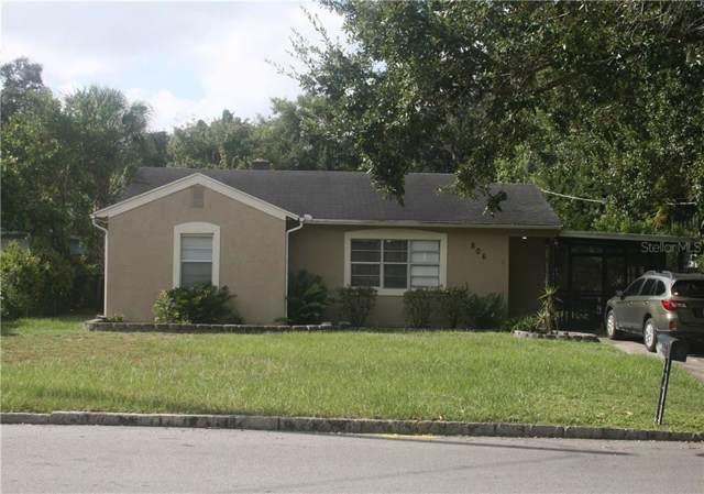806 W Idlewild Avenue, Tampa, FL 33604 (MLS #U8058774) :: The Light Team