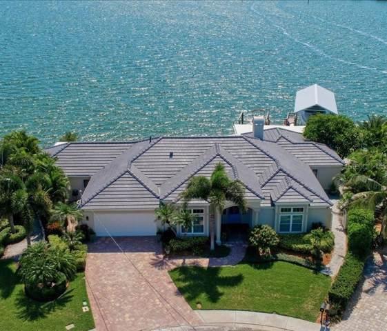 471 Palm Island SE, Clearwater, FL 33767 (MLS #U8058805) :: Team Borham at Keller Williams Realty
