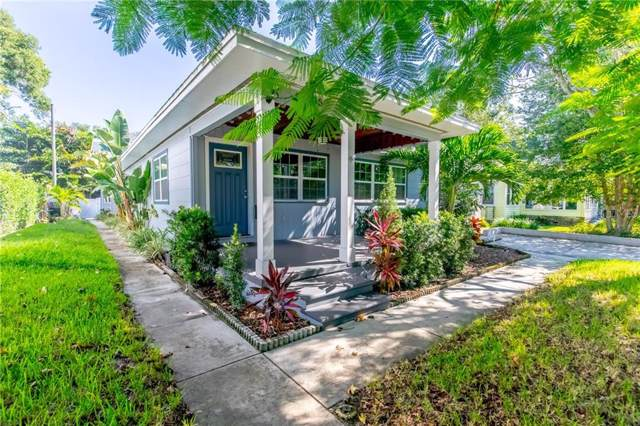 155 16TH Avenue NE, St Petersburg, FL 33704 (MLS #U8058850) :: Lockhart & Walseth Team, Realtors
