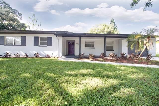 928 Knollwood Drive, Dunedin, FL 34698 (MLS #U8058883) :: Team Bohannon Keller Williams, Tampa Properties