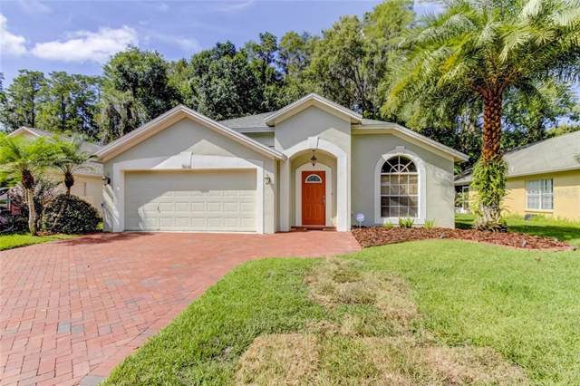 804 Crestridge Drive, Tarpon Springs, FL 34688 (MLS #U8058885) :: GO Realty