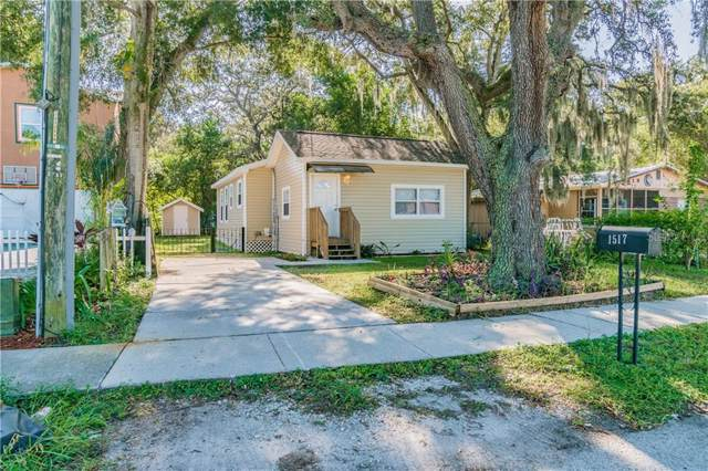 1517 S Washington Avenue, Clearwater, FL 33756 (MLS #U8059019) :: Lockhart & Walseth Team, Realtors