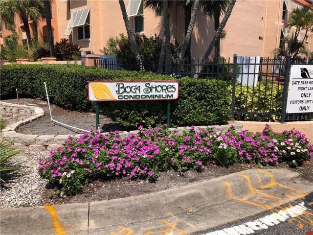 8911 Blind Pass Road #201, St Pete Beach, FL 33706 (MLS #U8059038) :: Lovitch Realty Group, LLC