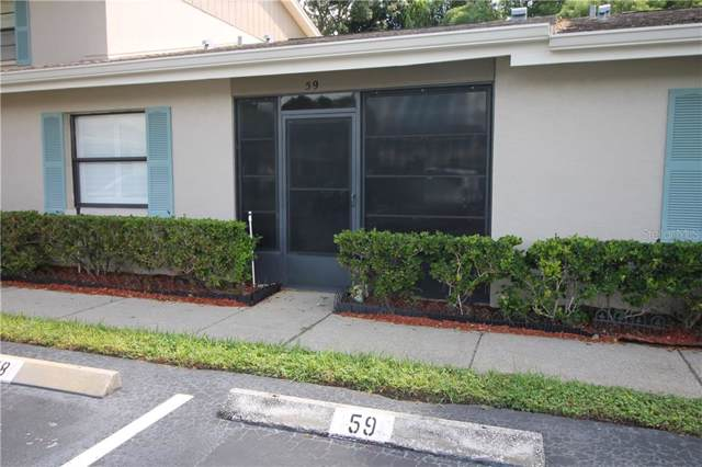 2131 Ridge Road S #59, Largo, FL 33778 (MLS #U8059039) :: Team 54