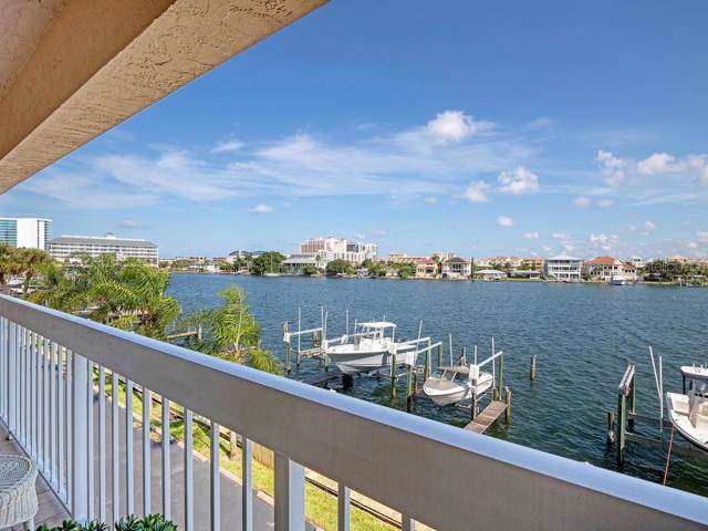 640 Bayway Boulevard #205, Clearwater, FL 33767 (MLS #U8059098) :: Team 54