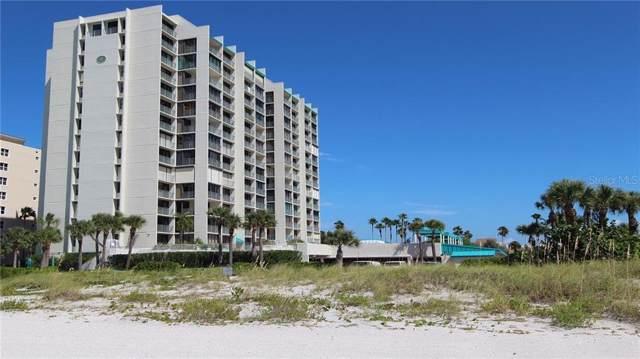 1380 Gulf Boulevard #507, Clearwater, FL 33767 (MLS #U8059099) :: Medway Realty