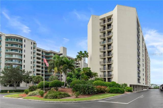 690 Island Way #407, Clearwater, FL 33767 (MLS #U8059111) :: Ideal Florida Real Estate
