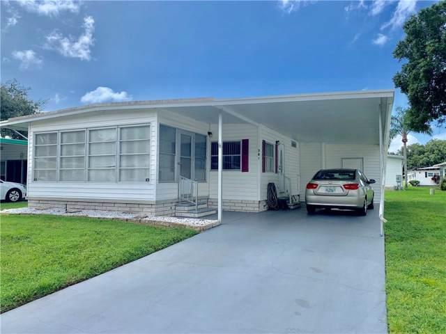 1100 S Belcher Road #381, Largo, FL 33771 (MLS #U8059121) :: Griffin Group