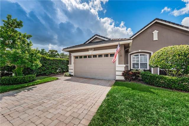 2466 Johnna Court, Palm Harbor, FL 34685 (MLS #U8059132) :: Lovitch Realty Group, LLC
