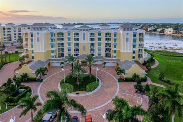 650 Collany Road #203, Tierra Verde, FL 33715 (MLS #U8059157) :: Lockhart & Walseth Team, Realtors