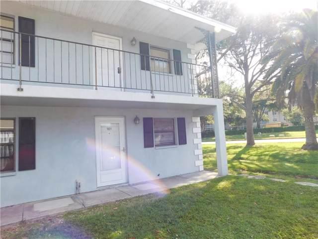 101 Lake Avenue NE #101, Largo, FL 33771 (MLS #U8059194) :: Dalton Wade Real Estate Group