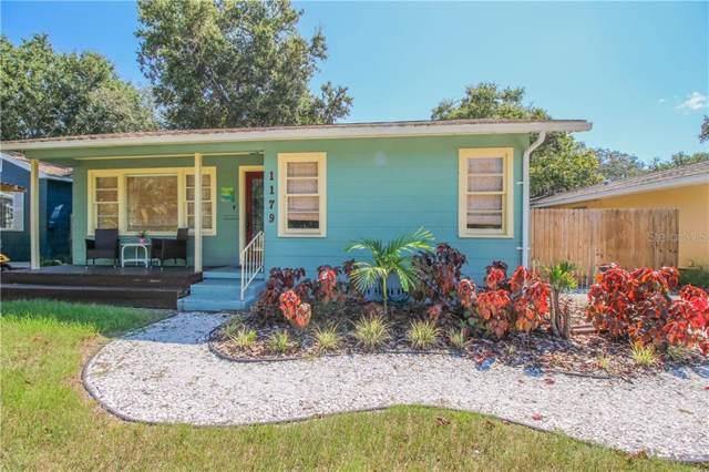 1179 Sedeeva Street, Clearwater, FL 33755 (MLS #U8059218) :: Dalton Wade Real Estate Group