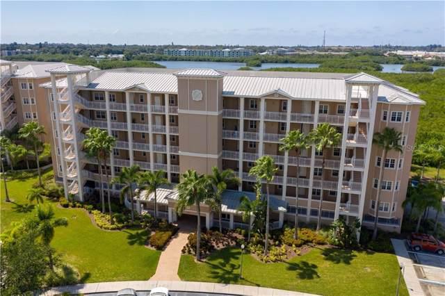7296 Marathon Drive #505, Seminole, FL 33777 (MLS #U8059227) :: Dalton Wade Real Estate Group