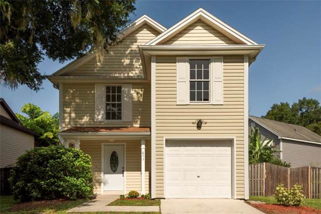 653 Greenglen Lane, Palm Harbor, FL 34684 (MLS #U8059495) :: Gate Arty & the Group - Keller Williams Realty Smart