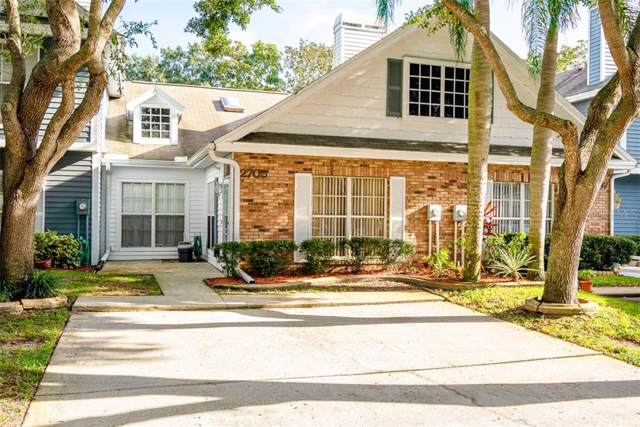 2705 Penzance Street, Palm Harbor, FL 34684 (MLS #U8059608) :: The Light Team